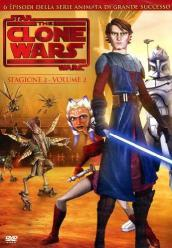 Star wars - The clone wars - Stagione 02 Volume 02 Episodi 05-10 (DVD)