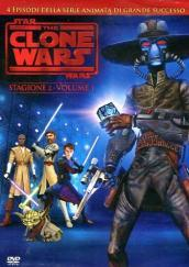 Star wars - The clone wars - Stagione 02 Volume 01 Episodi 01-04 (DVD)