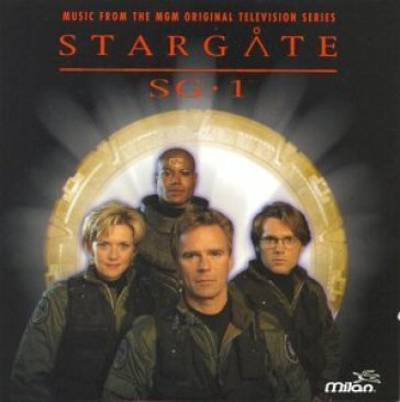 Stargate sg-1 original tv soundtrack