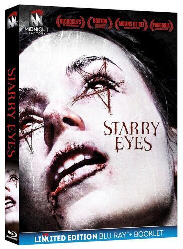 Starry eyes (Blu-Ray)(+booklet - limited edition)