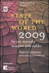 State of the world 2009. In un mondo sempre più caldo