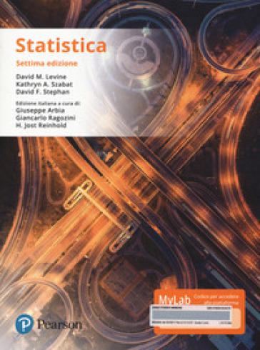 Statistica. Ediz. Mylab. Con Contenuto digitale per accesso on line - David M. Levine | Thecosgala.com