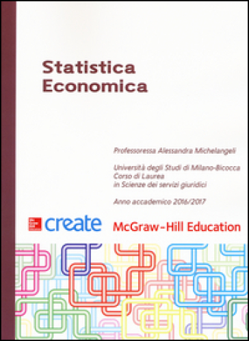 Statistica economica - Alessandra Michelangeli | Ericsfund.org