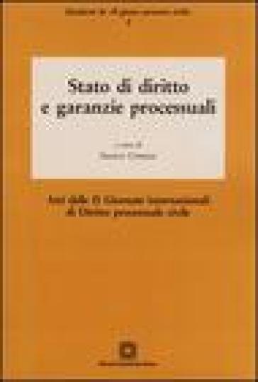 Stato di diritto e garanzie processuali
