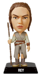 Statua Bobble Head Star Wars-Rey