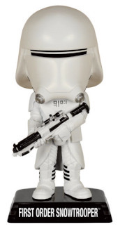 Statua Bobble Head Star Wars-Snow Troop.
