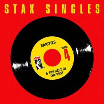 Stax singles vol. 4: rarities & best of the rest (6CD)