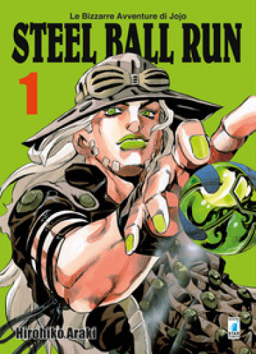 Steel ball run. Le bizzarre avventure di Jojo. 1. - Hirohiko Araki pdf epub