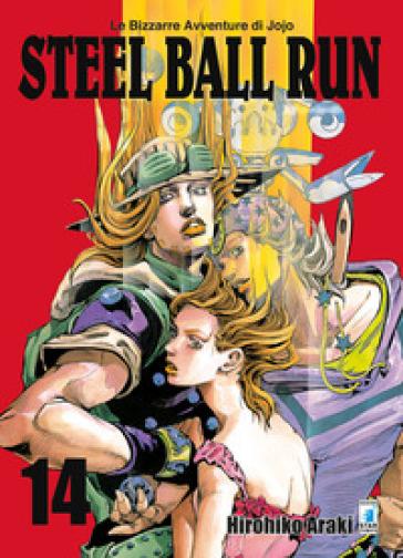 Steel ball run. Le bizzarre avventure di Jojo. 14. - Hirohiko Araki  