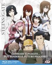 Steins Gate - The Complete Series (Eps 01-25) (4 Blu-Ray)
