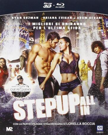 Step Up All In (3D) (Ltd) (Blu-Ray 3D+Blu-Ray)