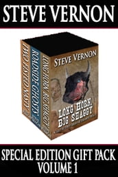 Steve Vernon s Special Edition Gift Pack