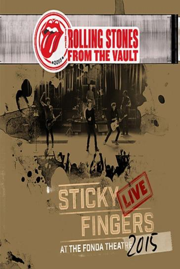 Sticky fingers live at the
