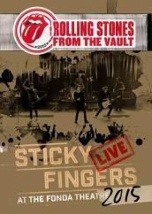 Sticky fingers live at the Fonda Theatre (CD+DVD)