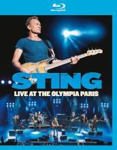 Sting live at the olympia