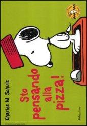 Sto pensando alla pizza! Celebrate Peanuts 60 years. 26.
