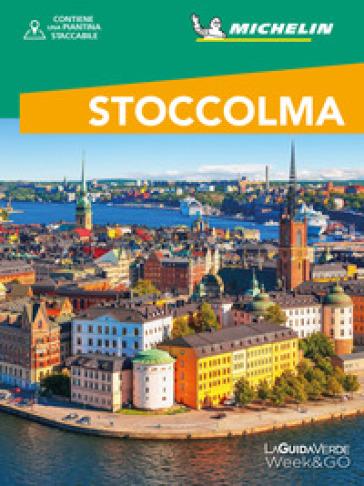 Stoccolma. Con cartina - C. Morello | Rochesterscifianimecon.com