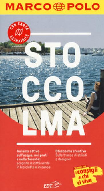 Stoccolma. Con carta estraibile - Tatjana Reiff  