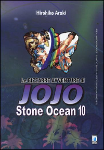 Stone Ocean. Le bizzarre avventure di Jojo. 10. - Hirohiko Araki | Rochesterscifianimecon.com