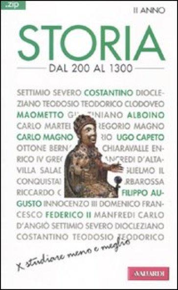 Storia. 2.Dal 200 al 1300 - Bruna Gherner |