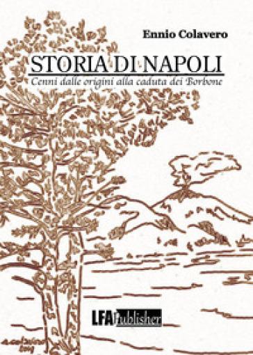 Storia di Napoli. Cenni dalle origini alla caduta dei Borbone - Ennio Colavero   Kritjur.org