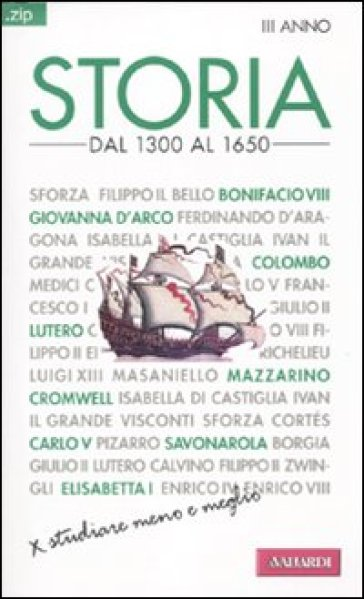 Storia. Vol. 3: Dal 1300 al 1650 - Bruna Gherner  