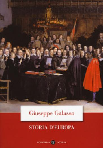 Storia d'Europa - Giuseppe Galasso |