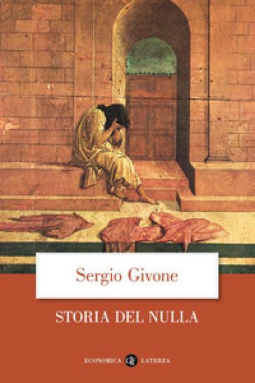 Storia del nulla - Sergio Givone |