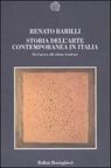 Storia dell 39 arte contemporanea in italia da canova alle for Adorno storia dell arte