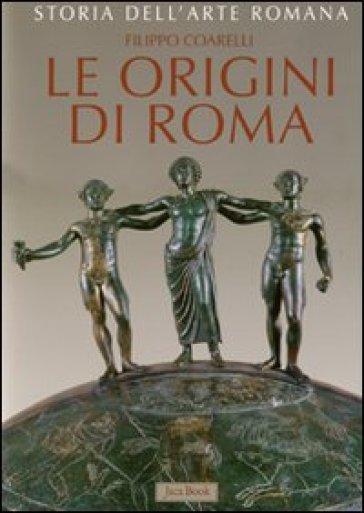 Storia dell 39 arte romana 1 le origini di roma la cultura for Adorno storia dell arte
