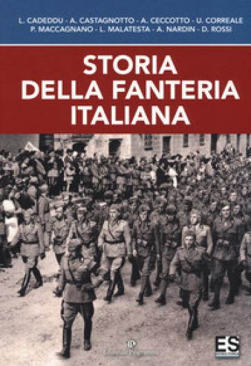 Storia della fanteria italiana