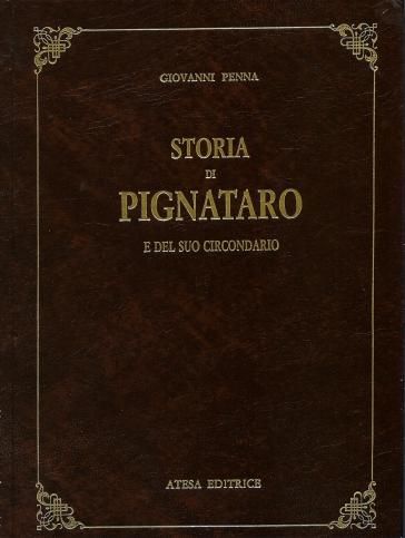 Storia di Pignataro - Giovanni Penna   Kritjur.org