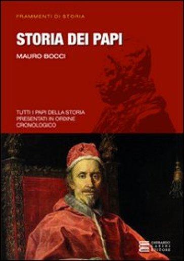 Storia di papi - Mauro Bocci |