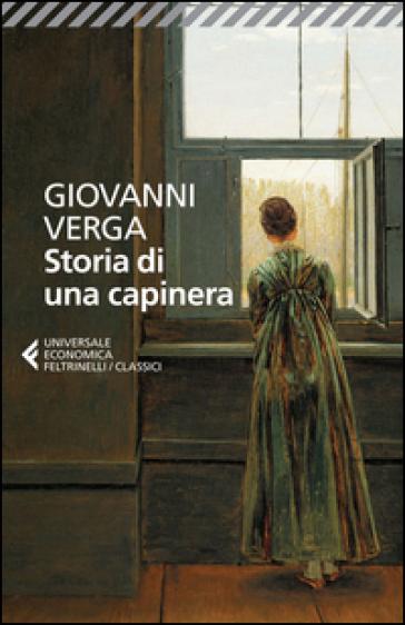 Storia di una capinera giovanni verga libro for Palazzi di una storia