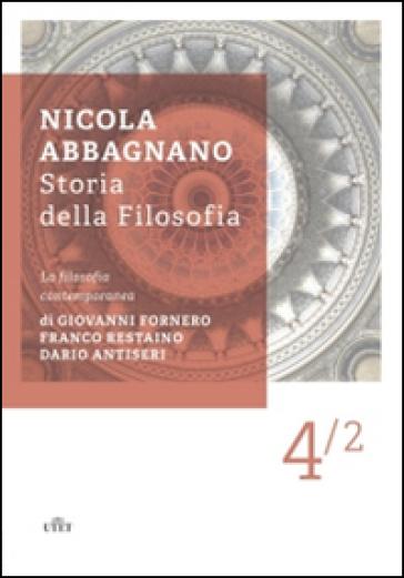 Storia della filosofia. 4/2: La filosofia contemporanea - Nicola Abbagnano | Kritjur.org
