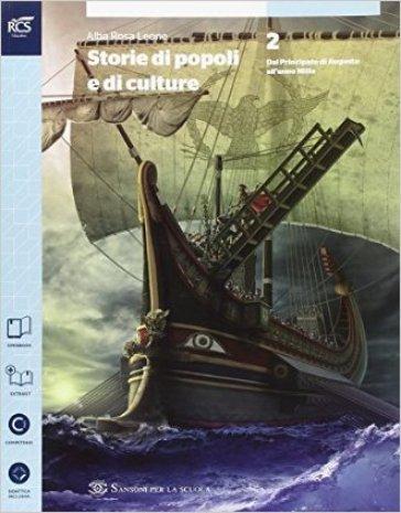 Storia di popoli e culture. Per le Scuole superiori. Con espansione online. 2. - Alba R. Leone |