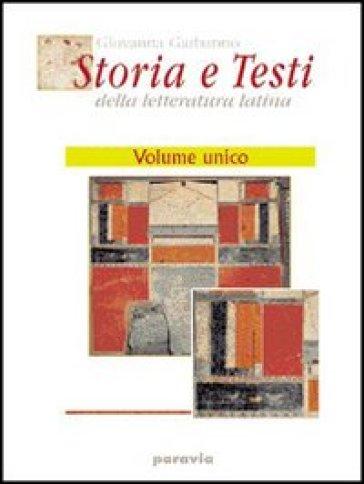 letteratura latina autori e testi - photo#2