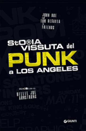 Storia vissuta del punk a Los Angeles - John Doe |