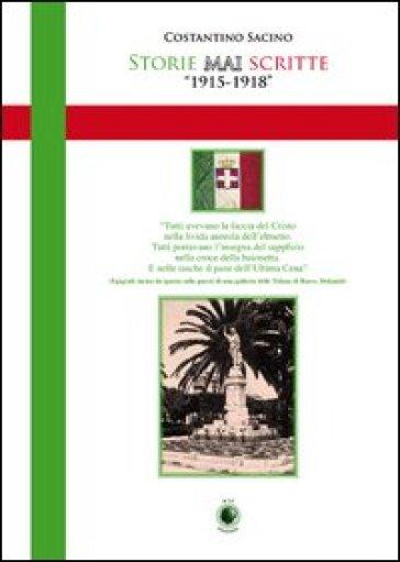 Storie mai scritte - Costantino Sacino | Kritjur.org