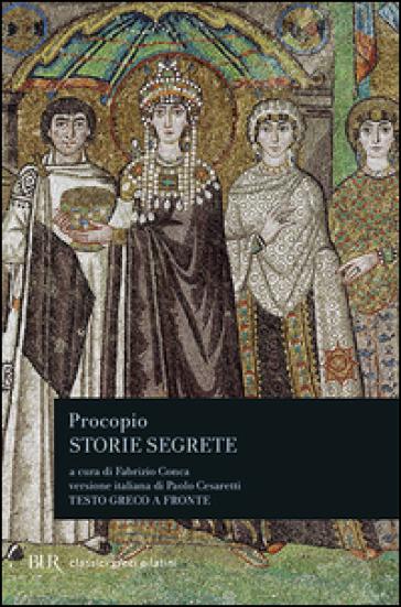 Storie segrete - Procopio di Cesarea pdf epub