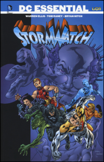 Stormwatch. 2. - Warren Ellis pdf epub