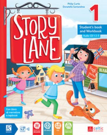 Story lane. Per la Scuola elementare. Con e-book. Con espansione online. 4. - Philip Curtis |
