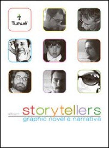 Storytellers. Graphic novel e narrativa