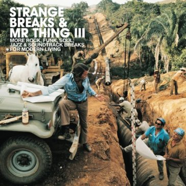 Strange breaks & mr. thing vol.3