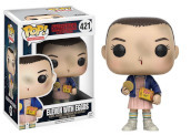 Stranger Things - Pop Funko Vinyl Figure 421 Eleven With Eggos 9Cm