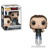 Stranger Things - Pop Funko Vinyl Figure 637 Eleven Elevated 9Cm - New York Toy Fair