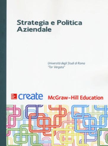 Strategia e politica aziendale - G. Invernizzi | Ericsfund.org