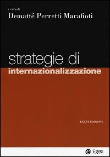 Strategie di internazionalizzazione - C. Demattè |