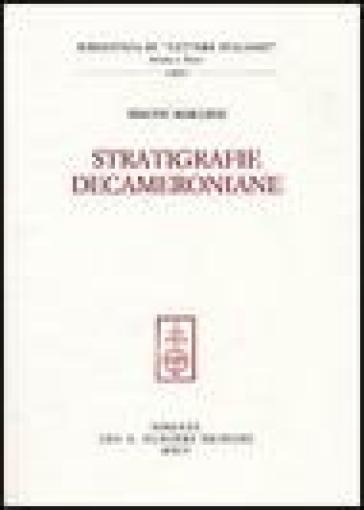 Stratigrafie decameroniane - Simone Marchesi | Rochesterscifianimecon.com