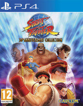 Street Fighter 30esimo Ann. Collection